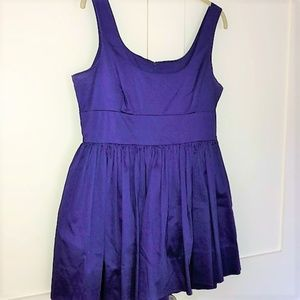 Purple Party Dress!